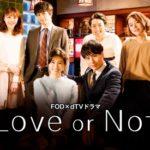 love or notの動画を無料で1話~最終回まで視聴する
