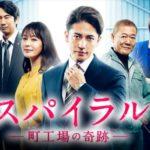 ドラマ『スパイラル〜町工場の奇跡〜』無料動画視聴!キャストや感想も